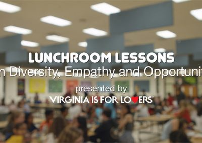 Virginia is for Lovers: Kids on Diversity, Empathy, and Opportunity