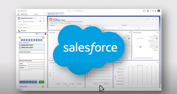 AMC Technology DaVinci Salesforce