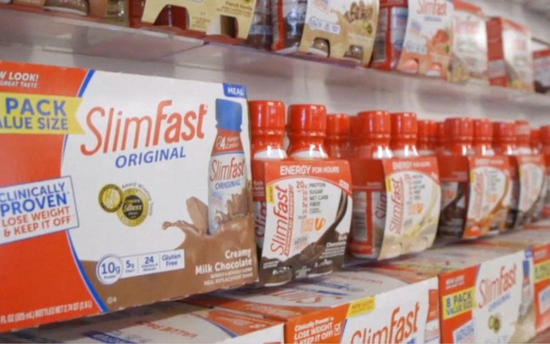 SlimFast: A Revolutionary Rebrand