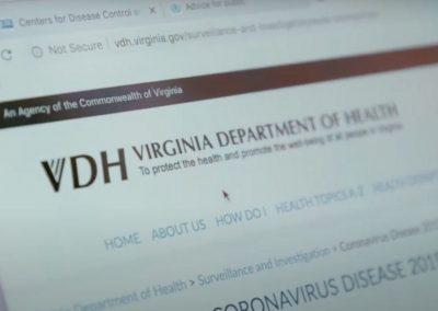 Virginia Department of Health: 60s PSA
